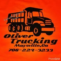 oliver trucking and grinding